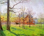 Theodore Clement Steele  - paintings - Talbott Place