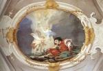Giovanni Battista Tiepolo - paintings - Jacobs Dream