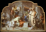 Giovanni Battista Tiepolo - paintings - The Beheading of John the Baptist