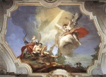 Giovanni Battista Tiepolo - paintings - The Sacrifice of Isaac