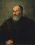 Jacopo Robusti Tintoretto - Bilder Gemälde - Portrait of a Man