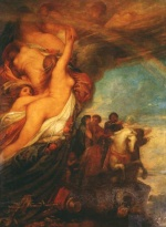 George Frederick Watts - paintings - Lifes Illusions