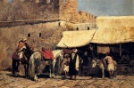 Edwin Lord Weeks - paintings - Tangiers