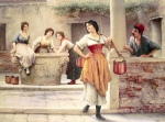 Bild:Flirtation at the Well