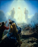 Carl Heinrich Bloch - paintings - The Transfiguration