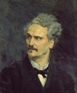 Giovanni Boldini - paintings - Henri Rochefort