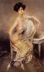 Giovanni Boldini - paintings - Portrait of Rita de Acosta Lydig
