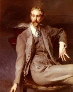 Giovanni Boldini - paintings - Portrait of the Artist Lawrence Alexander Harrison