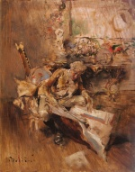 Giovanni Boldini  - Bilder Gemälde - The Art Connoisseur