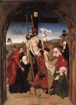 Dieric Bouts - paintings - Passion Altarpiece (Central)