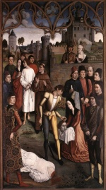 Dieric Bouts - paintings - The Execution of the Innocent Count