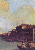 Canaletto - paintings - Canal Grande
