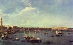 Canaletto - paintings - Bacino di San Marco (St Marks Basin)