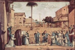 Vittore Carpaccio - paintings - Funeral of St. Jerome