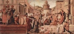 Vittore Carpaccio - paintings - The Baptism of the Selenites