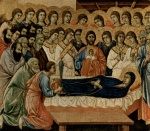 Duccio di Buoninsegna - paintings - Marientod