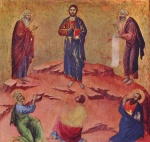 Duccio di Buoninsegna - paintings - Verklaerung