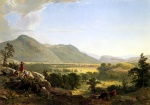 Asher Brown Durand - Bilder Gemälde - Dover Plain, Dutchess County (New York)