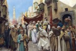 Fabio Fabbi - paintings - A Wedding Procession