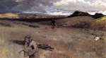 Henry Farny - paintings - The Toilers of the Plains