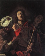 Domenico Fetti - paintings - Ecce Homo