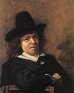 Frans Hals  - paintings - Frans Post