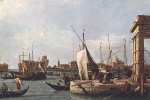 Canaletto - paintings - Custom Point