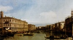 Canaletto - paintings - Grand Canal