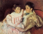Bild:Portrait of Mrs Havemeyer and Her Daughter Electra