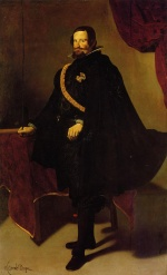 Diego Velazquez  - Bilder Gemälde - Don Gaspar de Guzman, Count of Olivares and Duke of San Luca