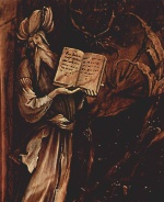 Matthias Gruenewald - paintings - Prophet