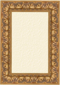 Baroque Frames -   - Carracci 4.7 cm