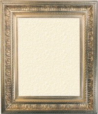 Baroque Frames -   - David 11.8 cm