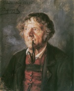 Franz von Defregger - paintings - Egger Lenz
