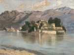 Edmund Friedrich Kanoldt - paintings - Isola Bella