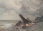 Edmund Friedrich Kanoldt - paintings - Marine
