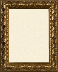 Baroque Frames -   - Botticelli gold 4 cm