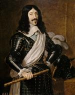 Philippe de Champaigne - Bilder Gemälde - Louis XIII of France