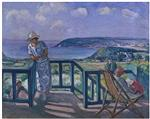 Henri Lebasque - Bilder Gemälde - Across the Bay