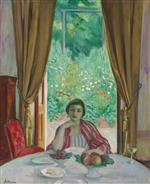 Henri Lebasque - Bilder Gemälde - Afternoon Tea