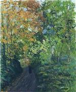 Henri Lebasque  - Bilder Gemälde - In the Forest