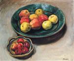Henri Lebasque  - Bilder Gemälde - Still Life with Apples