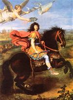 Bild:Louis XIV on Horseback