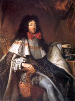 Pierre Mignard  - Bilder Gemälde - Philippe, duke of Orléans and brother of Louis XIV