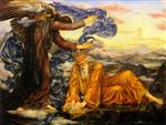 Evelyn De Morgan - Bilder Gemälde - Earthbound