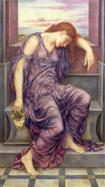 Evelyn De Morgan - Bilder Gemälde - In Memoriam