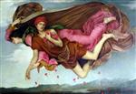 Evelyn De Morgan  - Bilder Gemälde - Sleep and Night