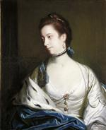 Joshua Reynolds - Bilder Gemälde - Anne Countess of Strafford