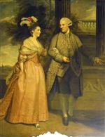 Bild:Henry Loftus, Earl of Ely and His Wife Frances Monroe, Countess of Ely