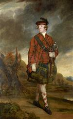 Joshua Reynolds  - Bilder Gemälde - John Murray, 4th Earl of Dunmore